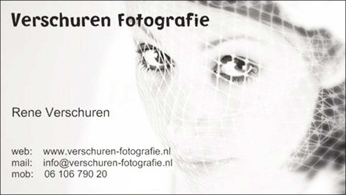 Visitekaartje - Afgelopen jaar heb ik als afstudeeropdracht een foto moeten maken, ik was zeer tevreden over deze foto,  en heb die gebruikt voor mijn visitekaartje. - foto door verschuren op 02-05-2013 - deze foto bevat: portret, verschuren, visitekaartje