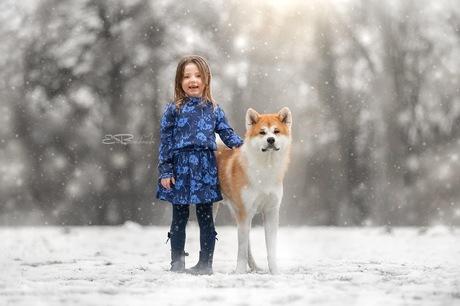 Lets make snow-angels together