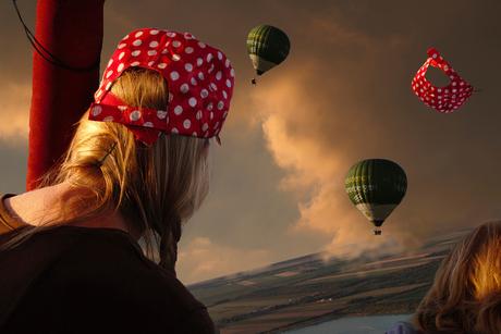 Geen droom ballonvaart