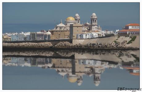 Cadiz reflection