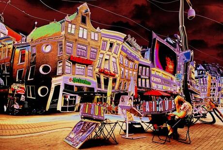 Rembrandtsplein Amsterdam