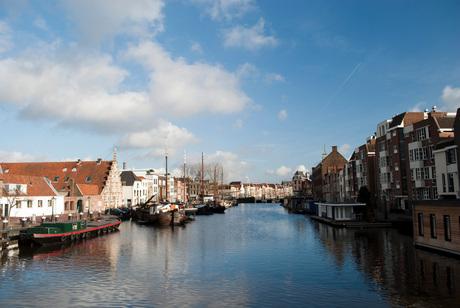 Leiden Kort Galgewater