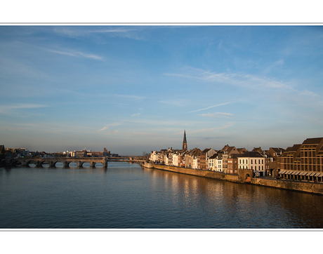 de Maas bij ...... Maastricht