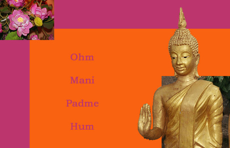 Boeddha gebed