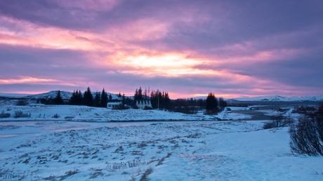 IJslandic sky