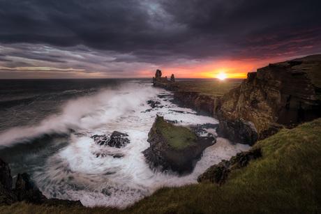 Londrangar - IJsland