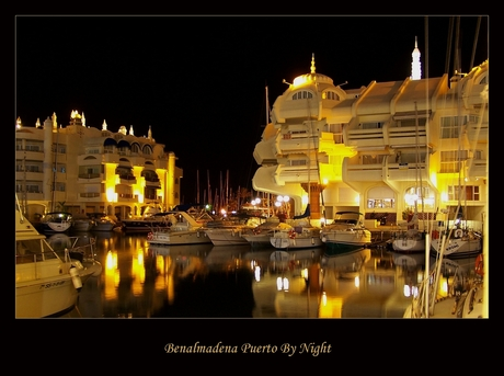 Puerto By Night