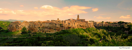 Italië 10 - Toscane - Pitigliano