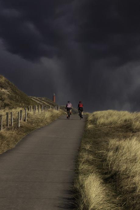 Door de wind door de regen