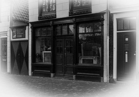 Oud winkeltje