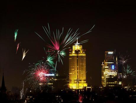 Amstel nieuwjaar
