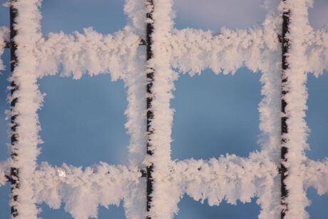 sneeuwraamwerk