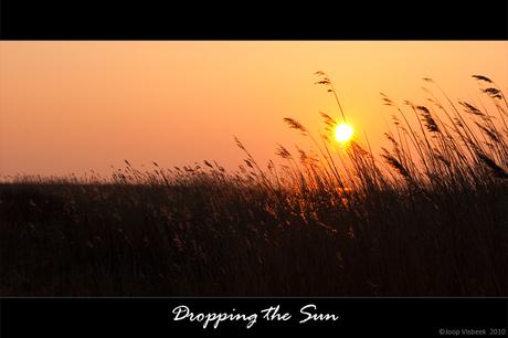 Dropping the Sun