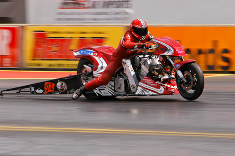 Super Twin Dragster
