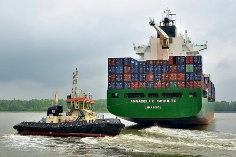 Port of Antwerpen 42 en annebelle Schulte