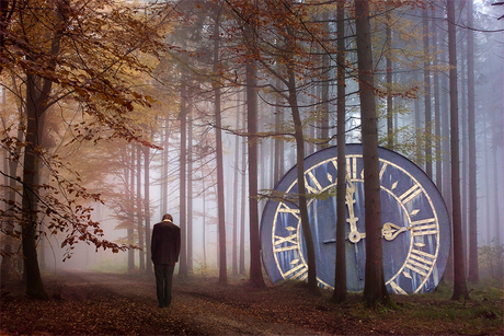 Out of time . . .