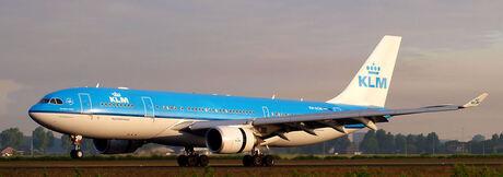 KLM A-330