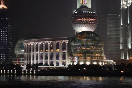 Shanghai at night 4