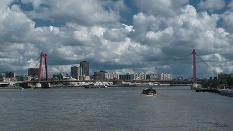 Rotterdam3 serie 3..De willemsbrug