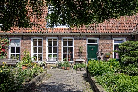 Hofjes in Groningen 4
