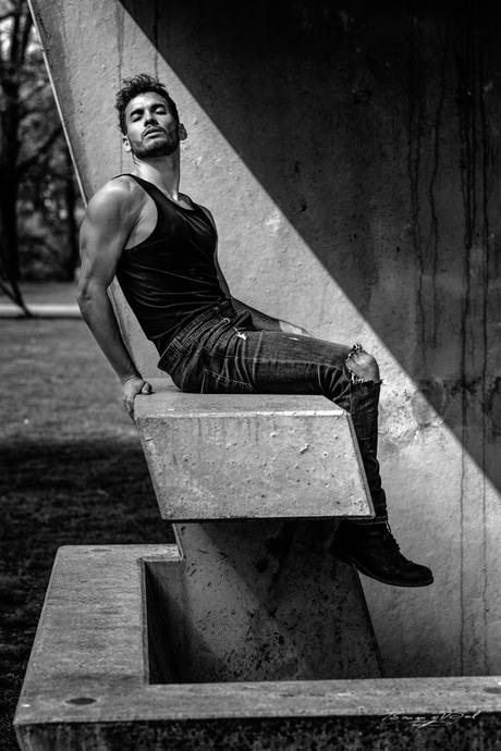 Model: Patrick Sabel