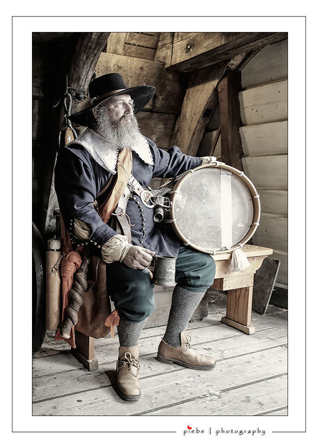 De tamboer van de Batavia