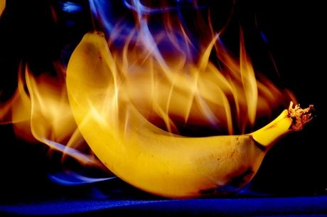 Hete banaan