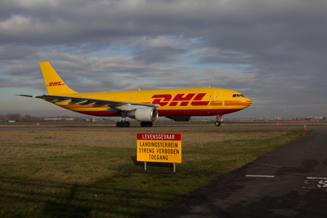 Airbus A300-600 Freighter - DHL