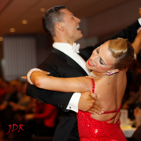 Glamour in the Ballroom