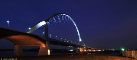 Nieuwe stadsbrug De Oversteek