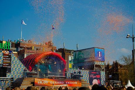 Koninginnedag 2012, Groningen