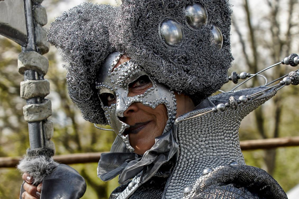 Iron Woman - De laatste uit de serie Fantasy Fair - foto door verschuren op 26-04-2012 - deze foto bevat: portret, verschuren, elf fantasy fair