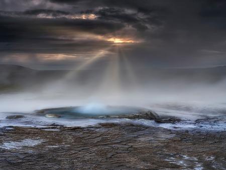 Highlands - Het binnenland van ijsland is fantastisch mooi, hier een opname uit de hooglanden. Gemaakt met de Fujifilm GFX100 en Kase filters. - foto door mvbalkom op 15-05-2020