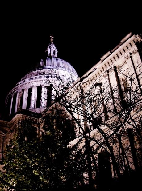 St Paul's by Night...