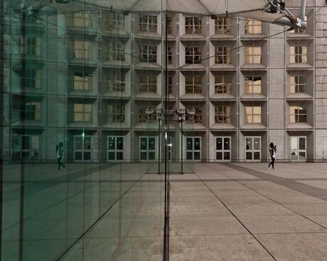 Parijs, La Défense 2