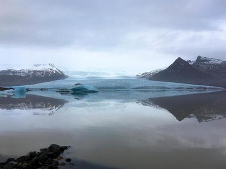 Fjallsárlón - - - foto door wd1956 op 19-12-2018 - deze foto bevat: ijsschotsen, ijsland. fjallsárlón