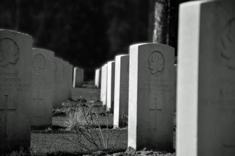 Canadeense begraafplaats