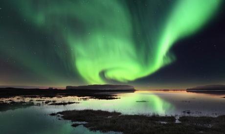 Dyrholaey , IJsland
