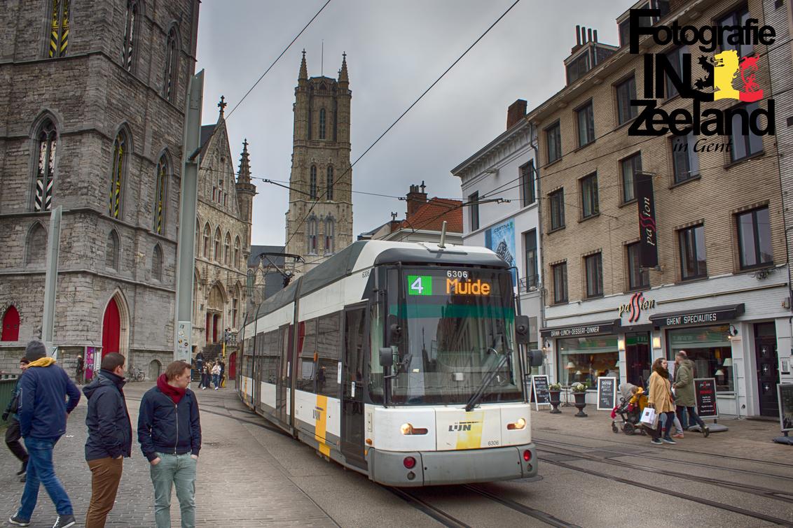 De Lijn Gent - - - foto door KDW-Fotografie op 27-01-2018 - deze foto bevat: architectuur, kerk, gent, straatfotografie