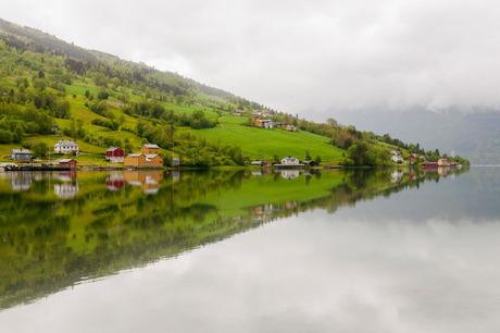 Olden, Sogn og Fjordane Noorwegen