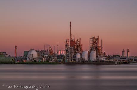 Sunset at Dupont Dordrecht