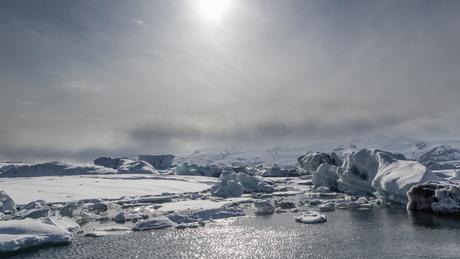 IJsland - Jökulsárlón (gletsjermeer)