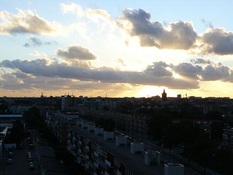 mooi zon en wolken 2