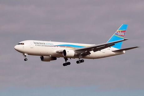 Hewa Bora 767