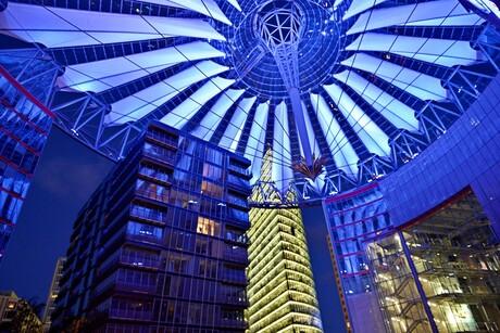 Nacht in Berlijn
