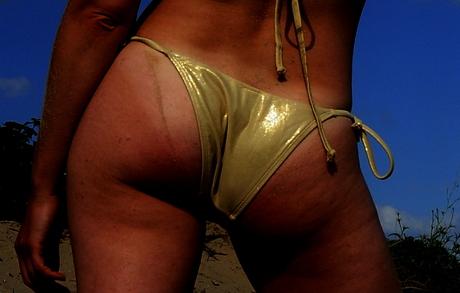 Goud , zomer voorbij