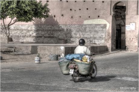 2017 Op straat in Marrakech 7