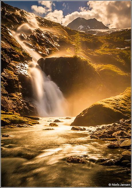 Waterfalls Down