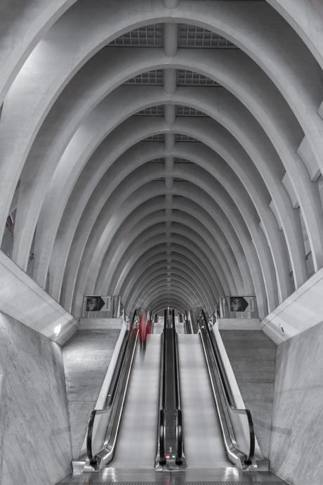 Station Guillemins.