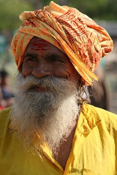 Sadu in Varanasi
